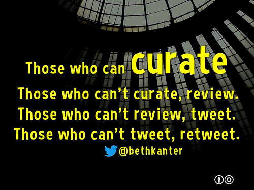 Content Curation Using Storify as a Formative Assessment