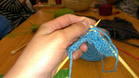 Creativity Labs Learns to Knit